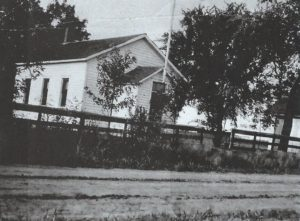 Historic Photo of School House
